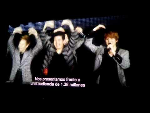SM Town The Stage! Super Junior