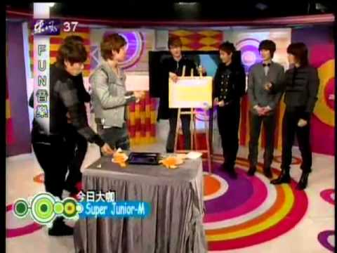 [Eng Sub] Fun Music - Super Junior M (2/2)