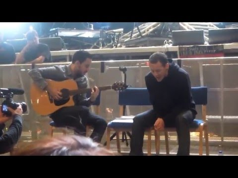 Linkin Park - Rolling In The Deep (Adele Cover - Live) 1080p - LPU Summit Germany