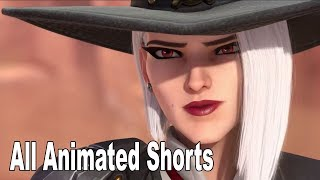Overwatch - All Animated Shorts Full Movie 2018 Including Reunion [HD 1080P]