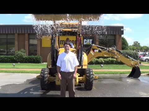 John Thompson - Ice Bucket Challenge
