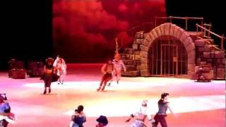 Pirates Of The Caribbean on ice