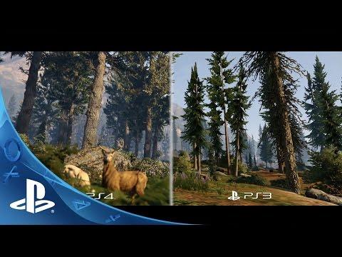 Grand Theft Auto V: PS3 to PS4 Comparison