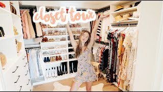 MY CLOSET TOUR! | Sierra Furtado