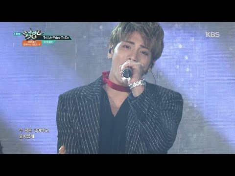 Music Bank 뮤직뱅크 - SHINee 샤이니 - Tell Me What To Do.20161118