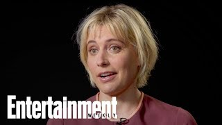 Greta Gerwig On How She Knew It Was Time To Become A Director | Oscars 2018 | Entertainment Weekly