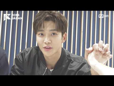 『KCON 2018 JAPAN』SF9との仮想ファンサイン会♬