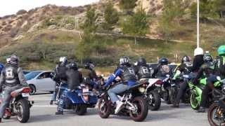 Tribute to Paul Walker - Memorial Car Meet 12/8/13