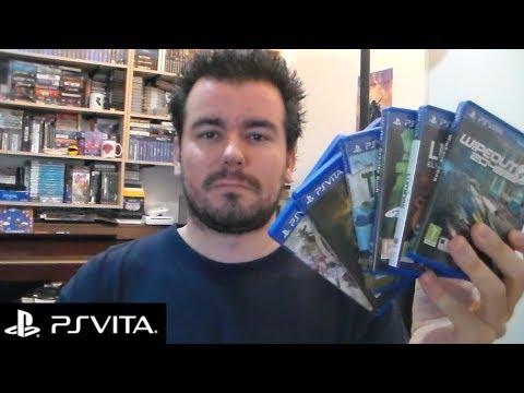 PLAYSTATION VITA - Juegos imprescindibles del catálogo (público occidental)