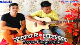 Maroon 5 - payphone Cover-Fingerstyle
