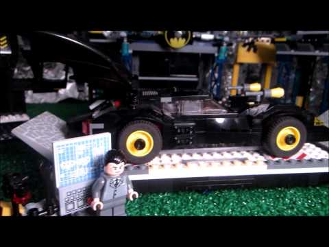 Lego Batman Batcave Custom Lego Batman The New Batcave