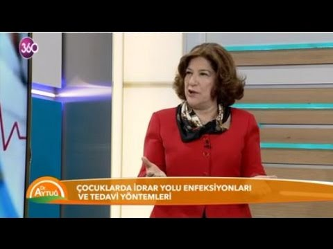 Prof. Dr. Ayşe Öner - İdrar Yolu Enfeksiyonu