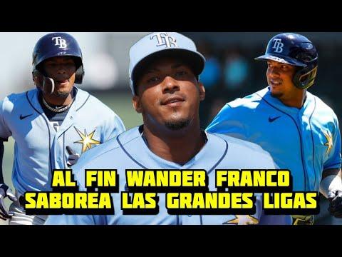 Wander Franco Prospecto # 1 de MLB a Las Grandes Ligas, Acabo la Espera!