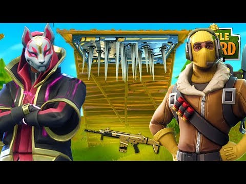 RAPTOR PRANKS DRIFT! - *SEASON 5* FORTNITE SHORT FILM