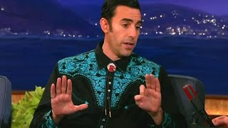How Sacha Baron Cohen lurked Ali G &  Admiral General Aladeen to Oscars