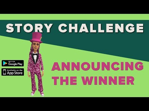 WINNER OF STORY CHALLENGE MARCH 2019