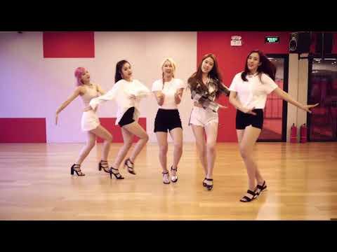 【HD】MERA-天生 [Dance Practice Video]舞蹈练习室版MV