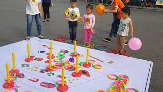 Game show trẻ em Hà Nội