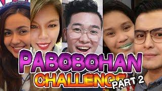 Part 2! PABOBOHAN CHALLENGE Ft. Kara Karinyosa, Almira Sheil, North Tonelete & Kim Ly  CANDIYEY
