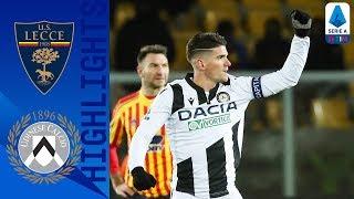 Lecce 0-1 Udinese   De Paul Scores Dramatic Late Winner   Serie A