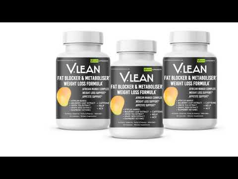 V LEAN   Weight Loss Pills  1