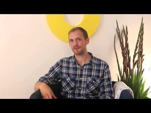 Möt våra kandidater - Fredrik