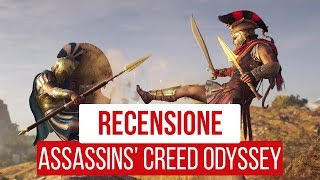 Assassin's Creed Odyssey Recensione