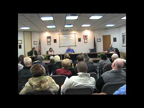 Rouses Point Village Board Meeting  12-3-12