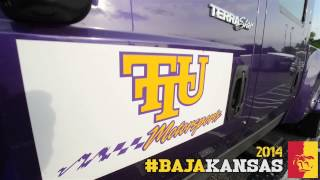 '#BajaKansas - Pittsburg State University