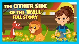 THE OTHER SIDE OF THE WALL FULL STORY | ENGLISH ANIMATED STORIES FOR KIDS | TRADITIONAL STORY