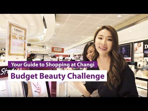 iShopChangi: Budget Beauty Challenge