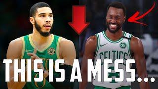 The Boston Celtics Have Officially Hit Rock Bottom...