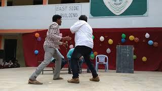 Teachers skit on childrens day..happy movements
