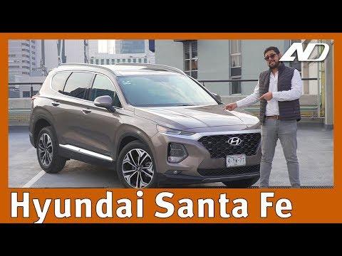 Hyundai Santa Fe 2019 - Tu oportunidad de llevarte más camioneta por el mismo dinero