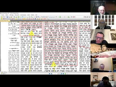 Lernen d'Hochana Raba 5781   Rav Gugenheim   2ème partie
