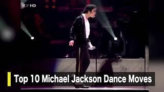 Top 10 greatest Michael Jackson dance moves