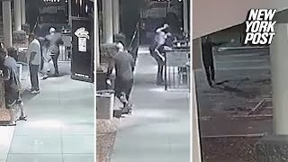 Man gets bullet shot after refusing shot of alcohol..