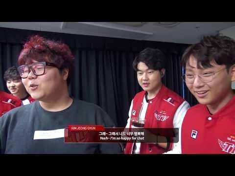 EP12. 2017.03.22 LCK SPRING 2R │SKT T1 vs Longzhu [T1 Camera]