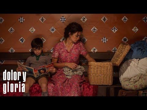DOLOR Y GLORIA. Con Penélope Cruz. En cines 22 de marzo.