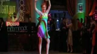 Jennifer Garner dancing Thriller