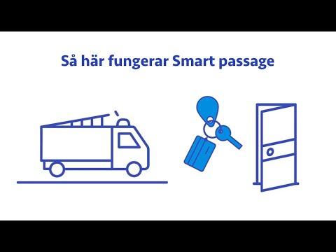 SOS Alarm   Smart Passage  - Så fungerar det