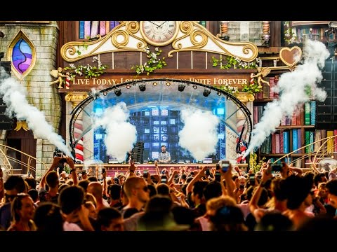 Patrick Topping at Tomorrowland Belgium 2016
