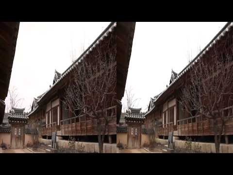 [Korea3DShowcase2012] Unesco World Heritage Sites: The World Heritage of Korea 3D by 4 Seasons B&C2