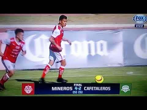 Min. De Zacatecas vs Cafetaleros De Tapachula