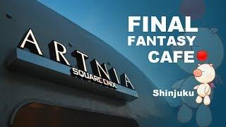 FINAL FANTASY CAFE Square enix ARTNEA