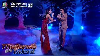 พิมพ์ พิมพ์พญา (Semi-Final)  | THAILAND'S GOT TALENT 2018