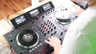 Mở hộp DJ NUMARK NS7