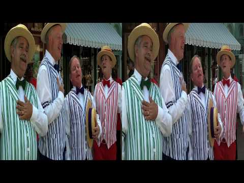 Dapper Dans in 3D - 'Mobile' (yt3d:enable=true)
