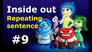 Learn English with movies - Inside Out #8/Repeat Each sentence
