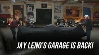 PSSST! New Season New Cars | Jay Leno's Garage
